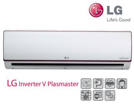 เครื่องปรับอากาศ LG Inverter V Plasmaster