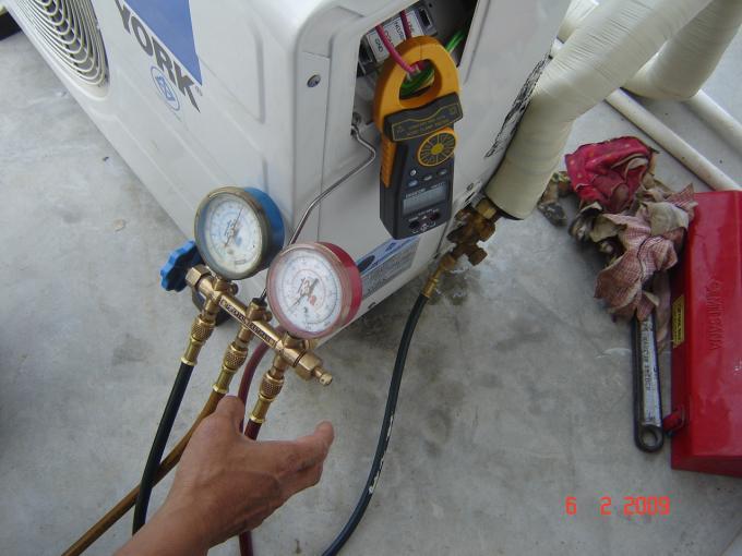 ข้อควรรู้ เรื่องการดูดเก็บน้ำยาแอร์ ไว้ในระบบ (System Pump Down)