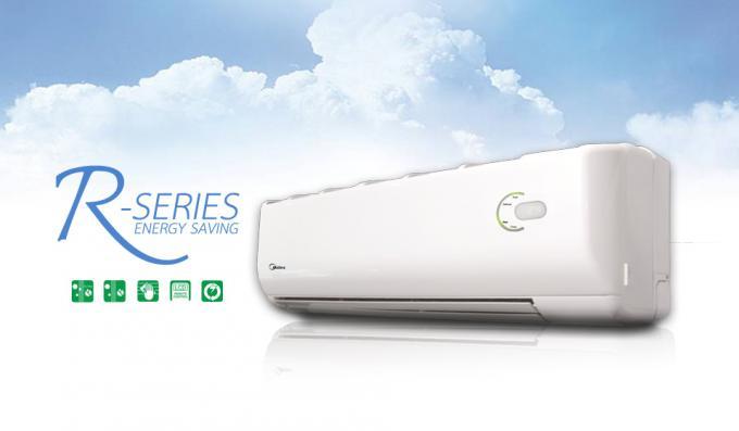 แอร์ Midea รุ่น R Series สุดยอดเทคโนโลยีความเย็น ประหยัด คุ้มค่า