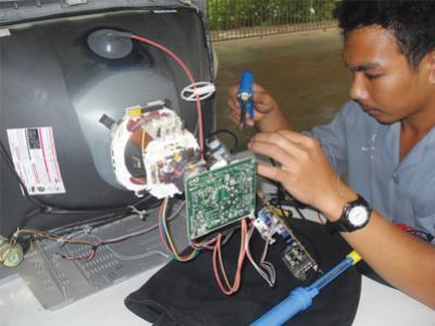 6 หลักปฏิบัติ ในการตรวจซ่อมเครื่องใช้ไฟฟ้า