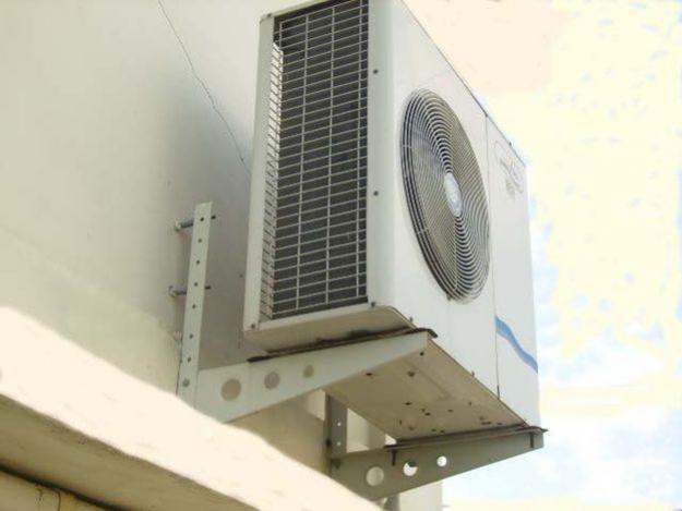 แขวนคอยล์ร้อน ที่กำแพงบ้าน จะรับน้ำหนักได้หรือไม่