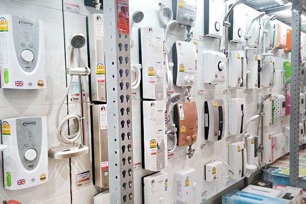 เลือกซื้อเครื่องทำน้ำอุ่นอย่างไร ไม่ให้โดนต้มจากเซลล์