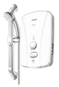 Joven i70e เป็นเครื่องทำน้ำอุ่นแบบ Premium รุ่น Top โดยมี 5 สีให้เลือก