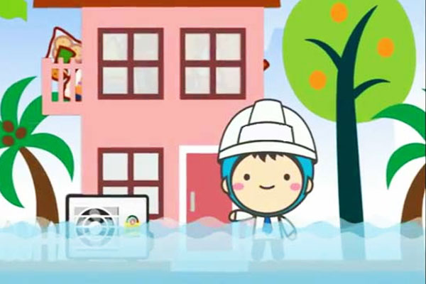 ทำอย่างไรดี ถ้าแอร์โดนน้ำท่วม แล้วเตรียมตัวอย่างไรดี ก่อนน้ำจะท่วม