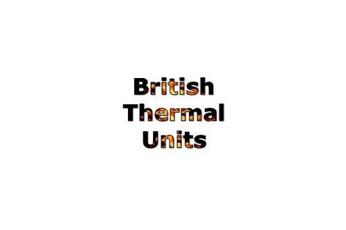 คำถามก่อนซื้อแอร์ ... BTU คืออะไร (British thermal unit)