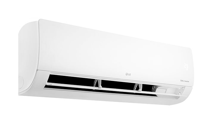 แอร์ LG รุ่น Smart Inverter เย็นเร็วขึ้น ประหยัดไฟ ไร้เสียงรบกวน