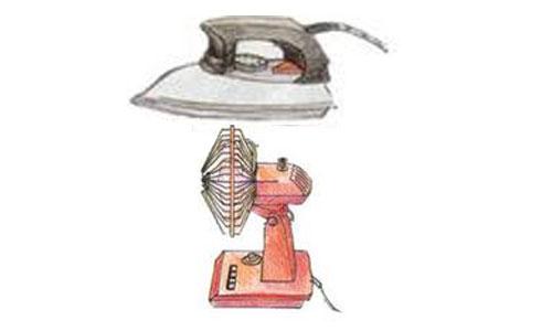 เทคนิคการใช้งานพัดลม และเตารีด ให้ประหยัดไฟสุดๆ