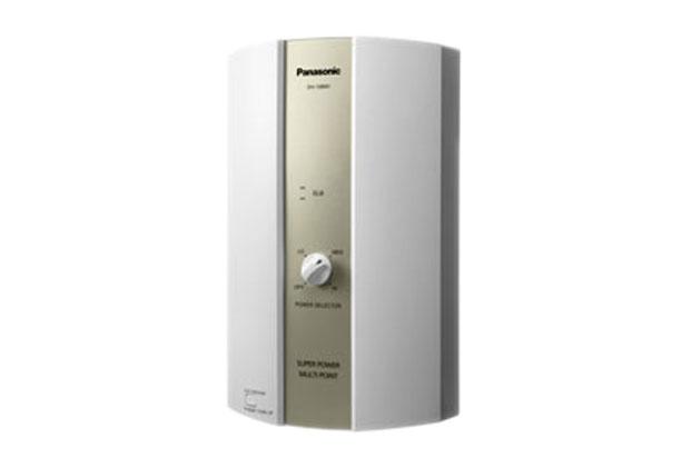 เครื่องทำน้ำร้อน Panasonic รุ่น DH 10BM1T กำลังไฟ 10000 Watt แบบน้ำไหลผ่าน