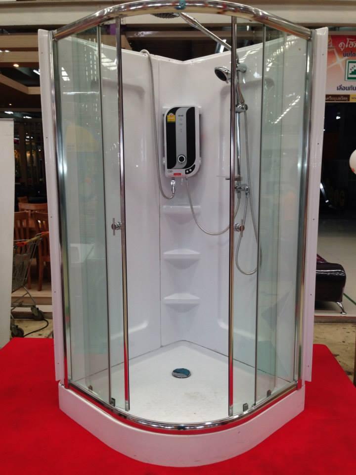 เครื่องทำน้ำอุ่น Alpha จัดบูทยิ่งใหญ่ที่ห้าง DoHome สาขาอุบล
